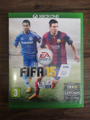 Gra FIFA 15 Xbox one