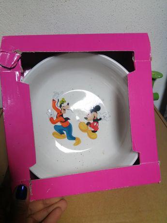 Tigela loiça para Sopa Infantil Disney