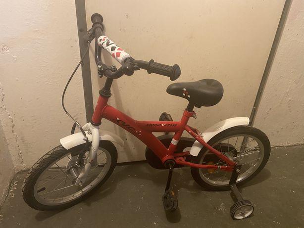 """Sprzedam rower dziecięcy. 14"""" Stan BDB"""