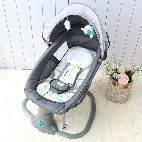 Укачивающий центр для деток с рождения и до 18 кг.