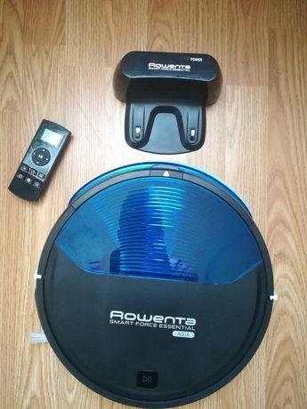 Робот-пылесос ROWENTA Smart Force Essential AQUA + влажная уборка