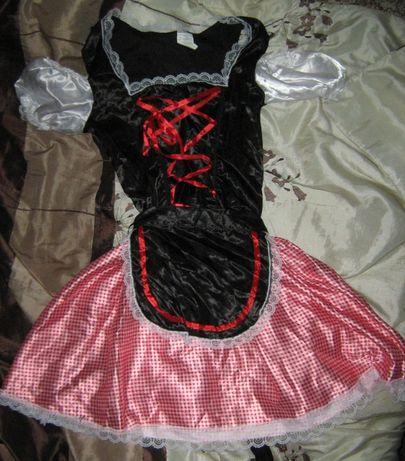 Платье октоберфест Oktoberfest маскарад Хеллоуин