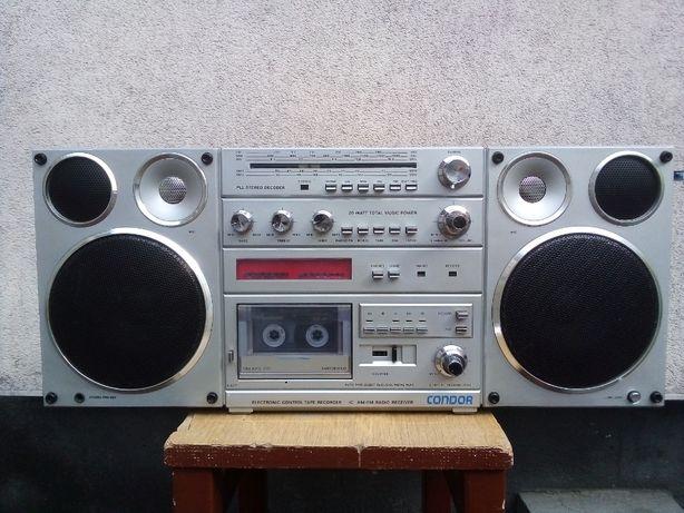 sprzedam radiomagnetofon CONDOR RM 820 S