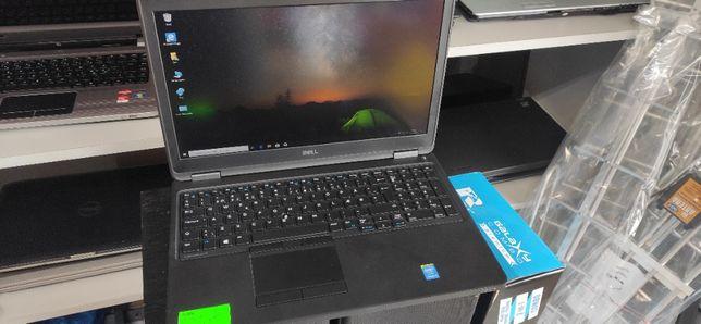 Dell E5550 i5 4/256SSD FHD GWR