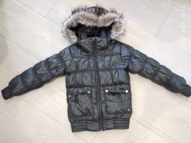 Осіння куртка пуховик курточка демисезонная Esprit р. 116