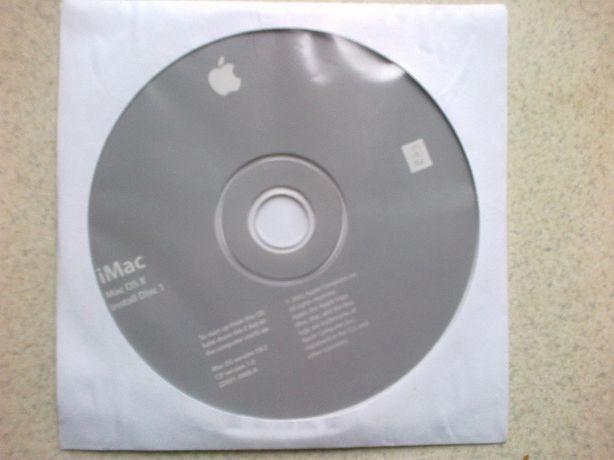 Płyty instalacyjne Mac OSX 10.2