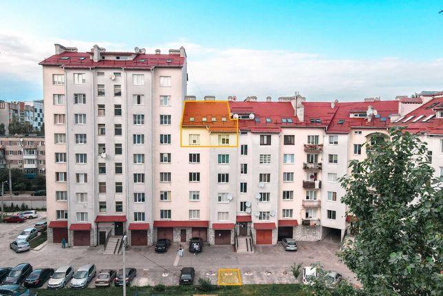Дворівнева квартира з ремонтом у новобудові + паркомісце БЕЗ КОМІСІЇ