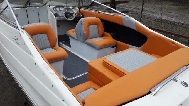 Tapicerka do yachtu,jachtu, łódki,lodki, motorówki skaj