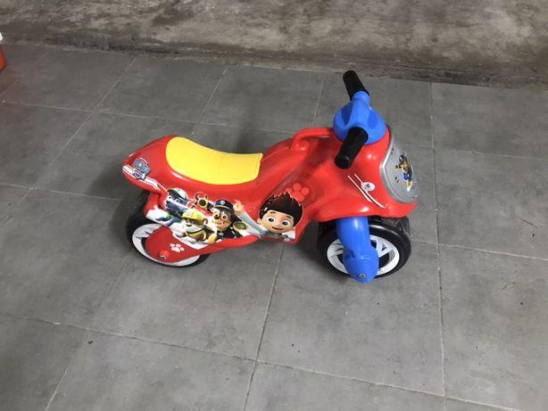 Moto Patrulha Pata
