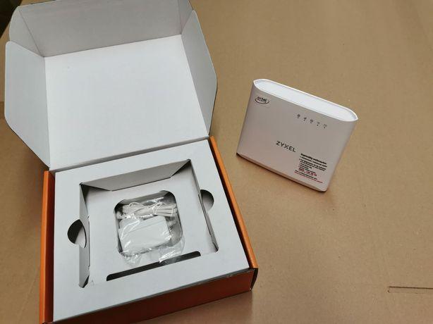 Router  LTE  ZYXEL  4G  wi-fi  150mb  nowy  fv23% gwaracja - Hurt !