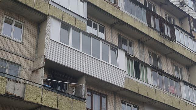 Балкон под ключ Вынос Обшивка Утепление
