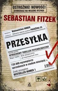 """""""Przesyłka"""" - Sebastian Fitzek"""