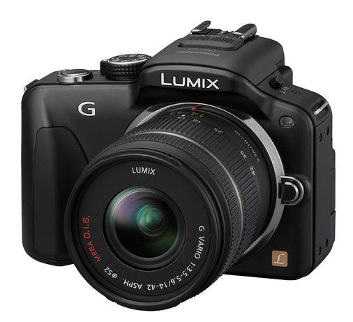 Panasonic Lumix G3 - Kit Fotografico DMC G3