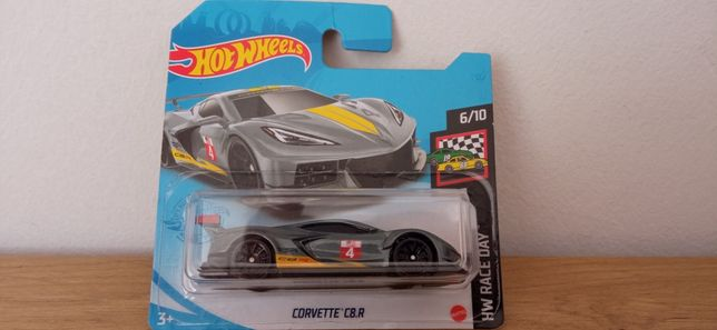 Hot wheels Corvette C8.R