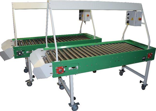 Stół przebierczy rolkowy selekcyjny 1500 x 600mm
