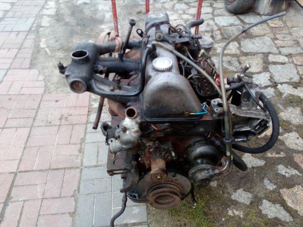 Mercedes W123 silnik 3,0 diesel