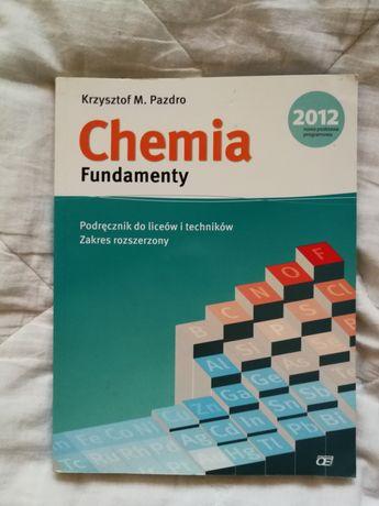 Podręcznik chemia pazdro fundamenty