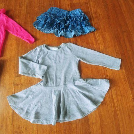 sukienka spodnie x2 golf spodniczka z gap