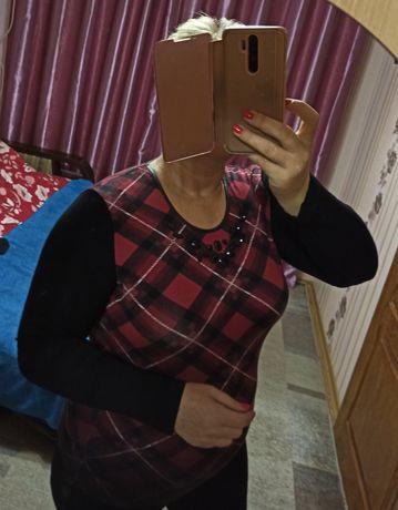 Кофта блузка туника