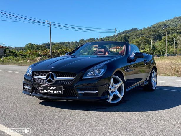 Mercedes-Benz SLK 250 CDi BE Aut.