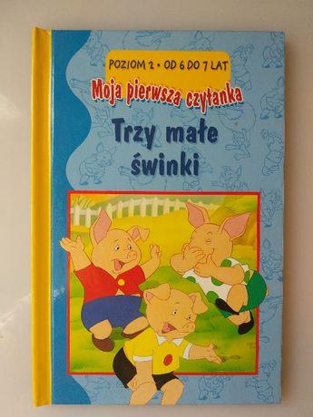 Moja pierwsza czytanka: Trzy małe świnki.