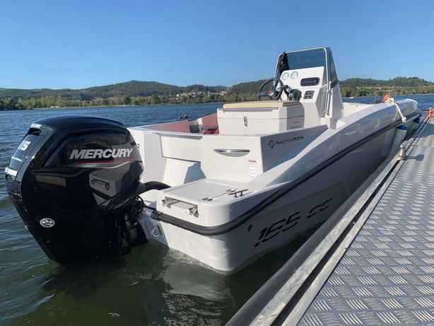 Barco Semi-novo Compass 165 CC OPEN