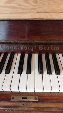 Pianino z 1929 r.