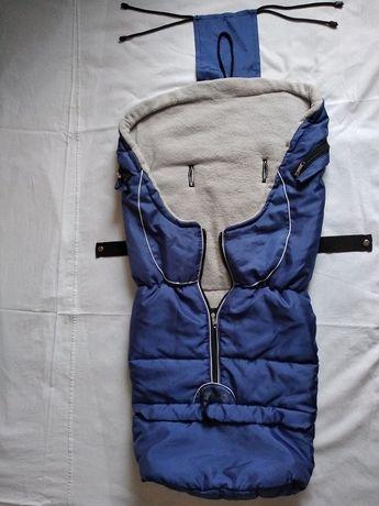 Спальный детский мешок. Отличного качества! В хорошем состоянии