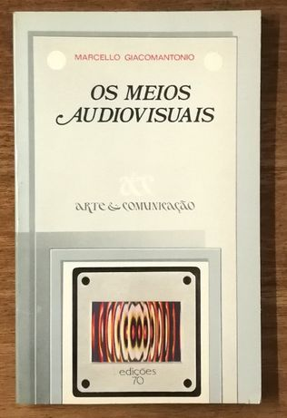 os meios audiovisuais, marcello giacoantonio, edições 70