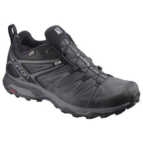 Мужские кроссовки SALOMON X ULTRA 3 WIDE GTX ( 406596)