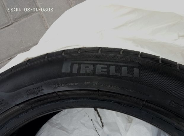 Продам шины б/у Pirelli 225/50/17