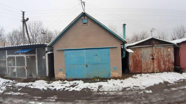 Гараж в кооперативе Донбасс