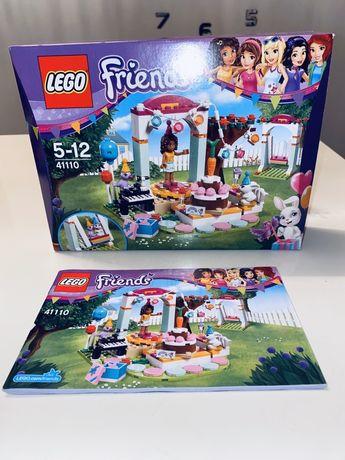 Lego friends przyjęcie urodzinowe 41110 plus urodzinowy pociąg 41111