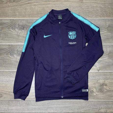 Подростковая олимпийка Nike FC Barcelona L (12-14 years) ОРИГИНАЛ!