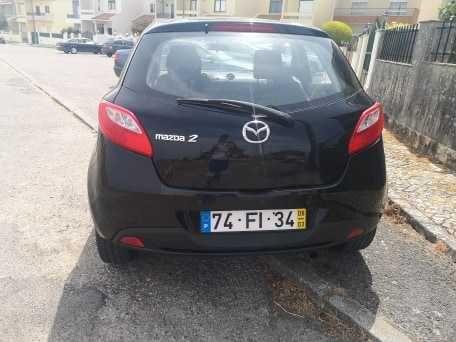 Mazda 2, 2008 1.4cv