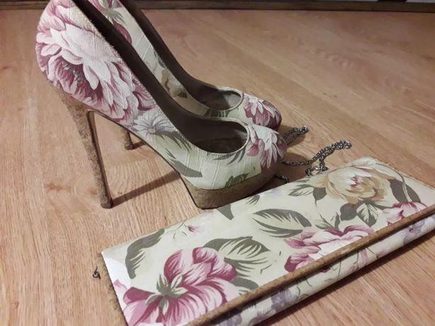 Набор Туфли (ALDO) + Клатч - в подарок