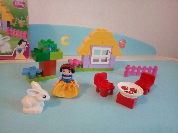 Lego Duplo Домик Белоснежки 6152 Disney