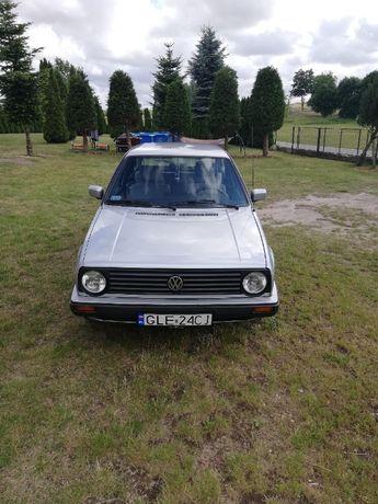 Volkswagen Golf 2, 1.6 benzyna, rocznik 1988