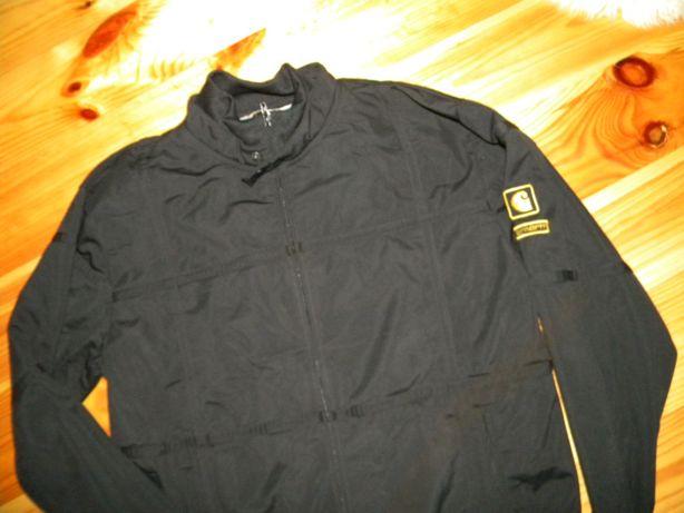 кофта олимпийка Carhartt черного цвета.