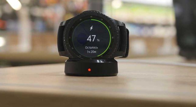 Зарядка, док станция для Samsung Gear S3/S2/Watch 42 46/Active/Sport