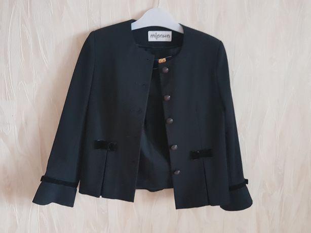 Крутой костюм для школы деловой стиль Милана milana