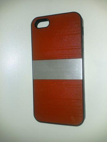 Чехол бампер на телефон iPhone 5 айфон