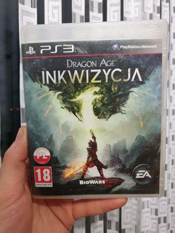 Dragon Age Inkwizycja PS3 PL PlayStation 3
