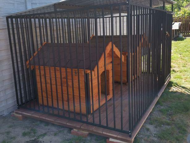 Kojec dla psa 2x2 m Kojce dla psów
