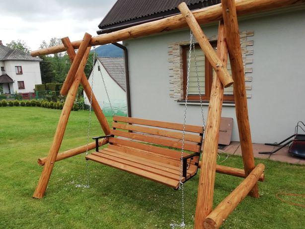 Hustawki drewniane