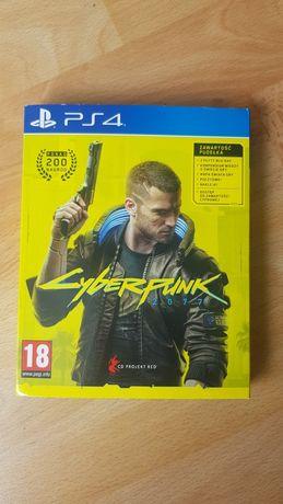 Cyberpunk 2077 PS4 sprzedam-zamienie
