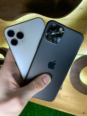 Магазин iphone 11 Pro 64 neverlock Идеал акб 100% Гарантия 6мес