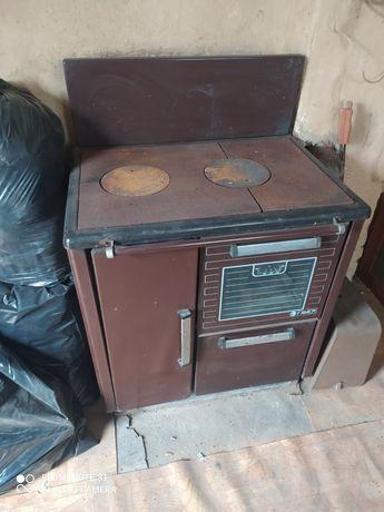 Kuchnia na drewno/węgiel