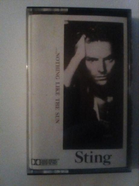 Sting ...Nothing Luke The Sun kaseta audio