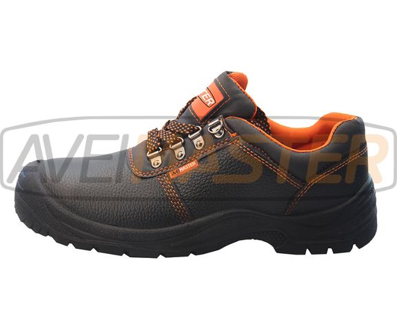 Sapato de Segurança Bege/Lar/Preto P1401